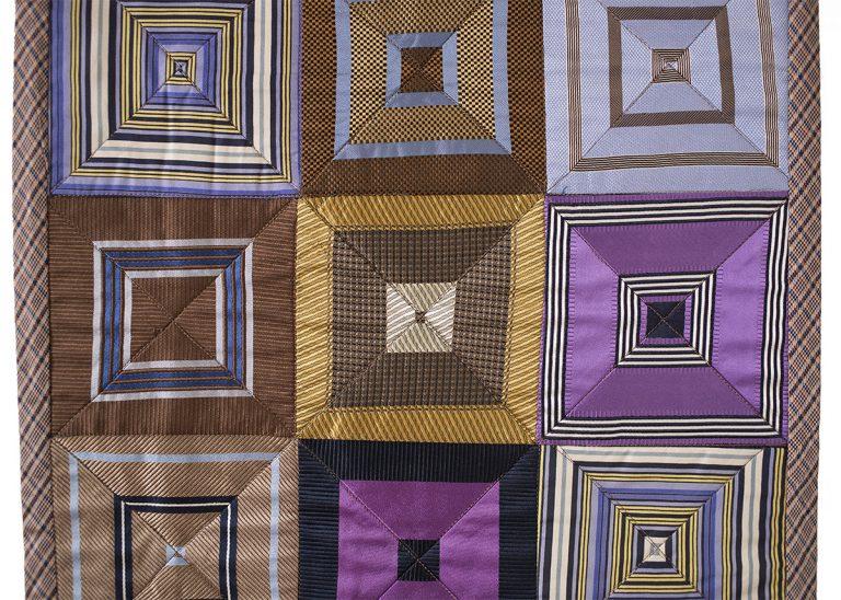 banier # 2 Tonnie Haarsma detail